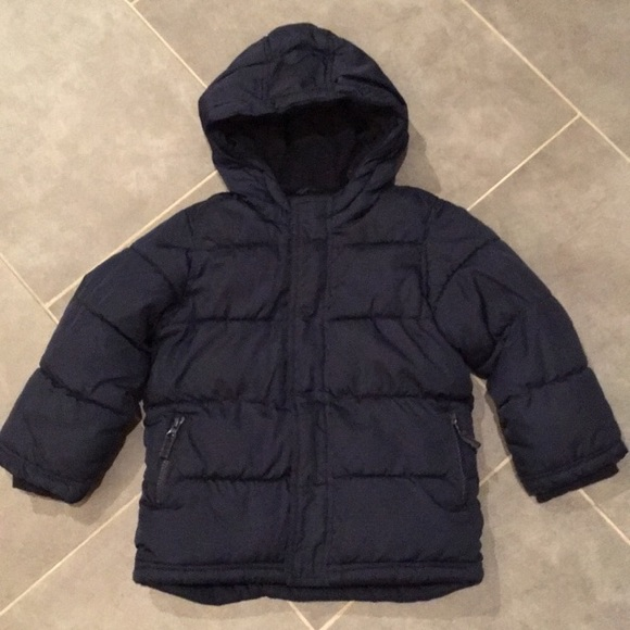 0ba4f55c1 Old Navy Jackets & Coats | Winter Frost Free Jacket Navy Blue Size ...